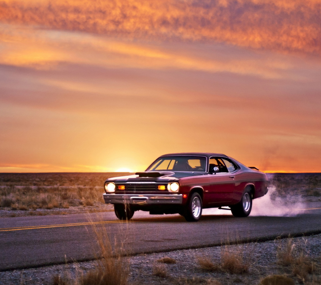 Plymouth Duster wallpaper 1080x960