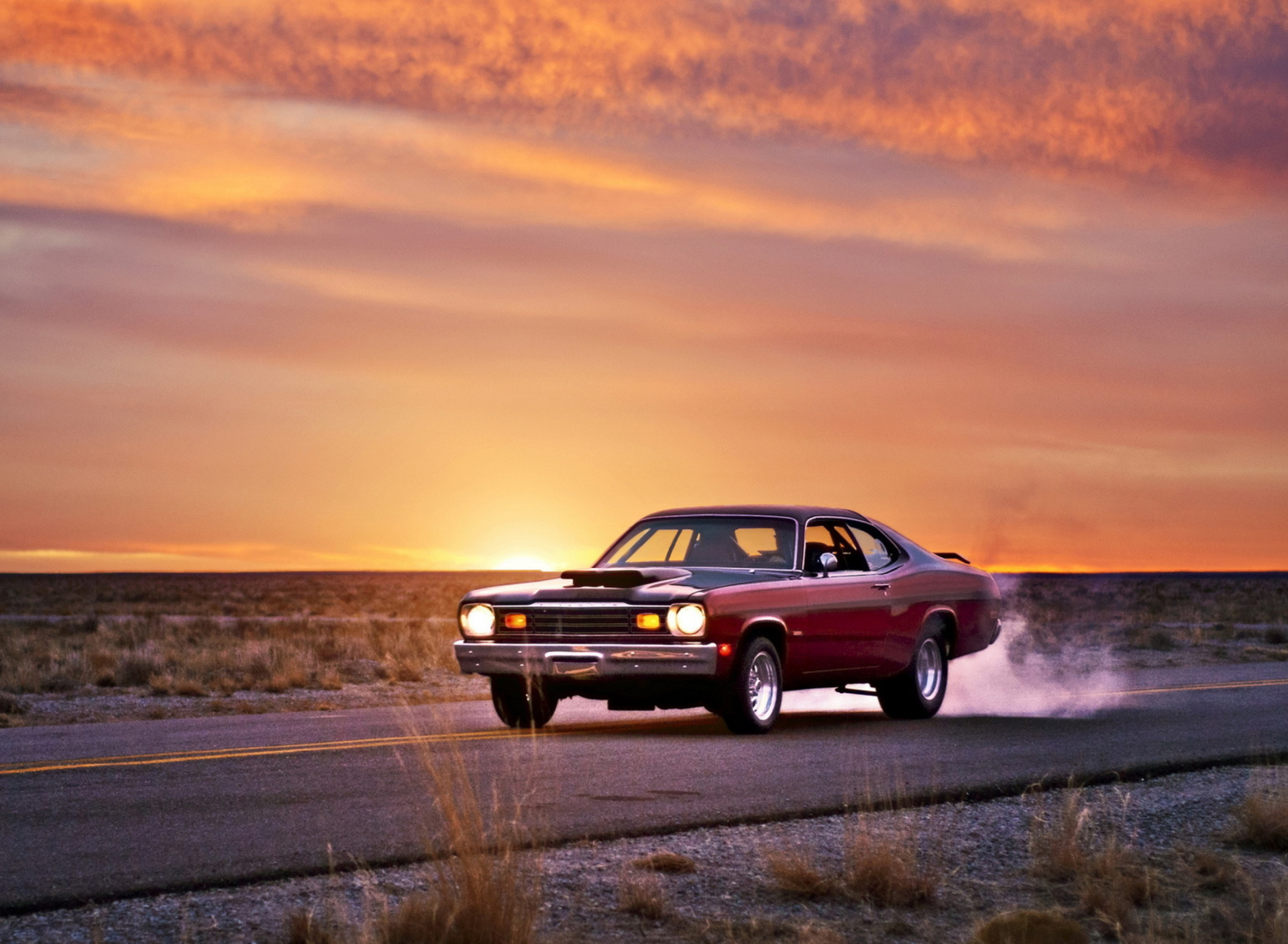 Plymouth Duster screenshot #1 1920x1408
