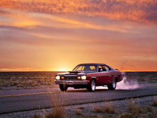 Screenshot №1 pro téma Plymouth Duster 320x240