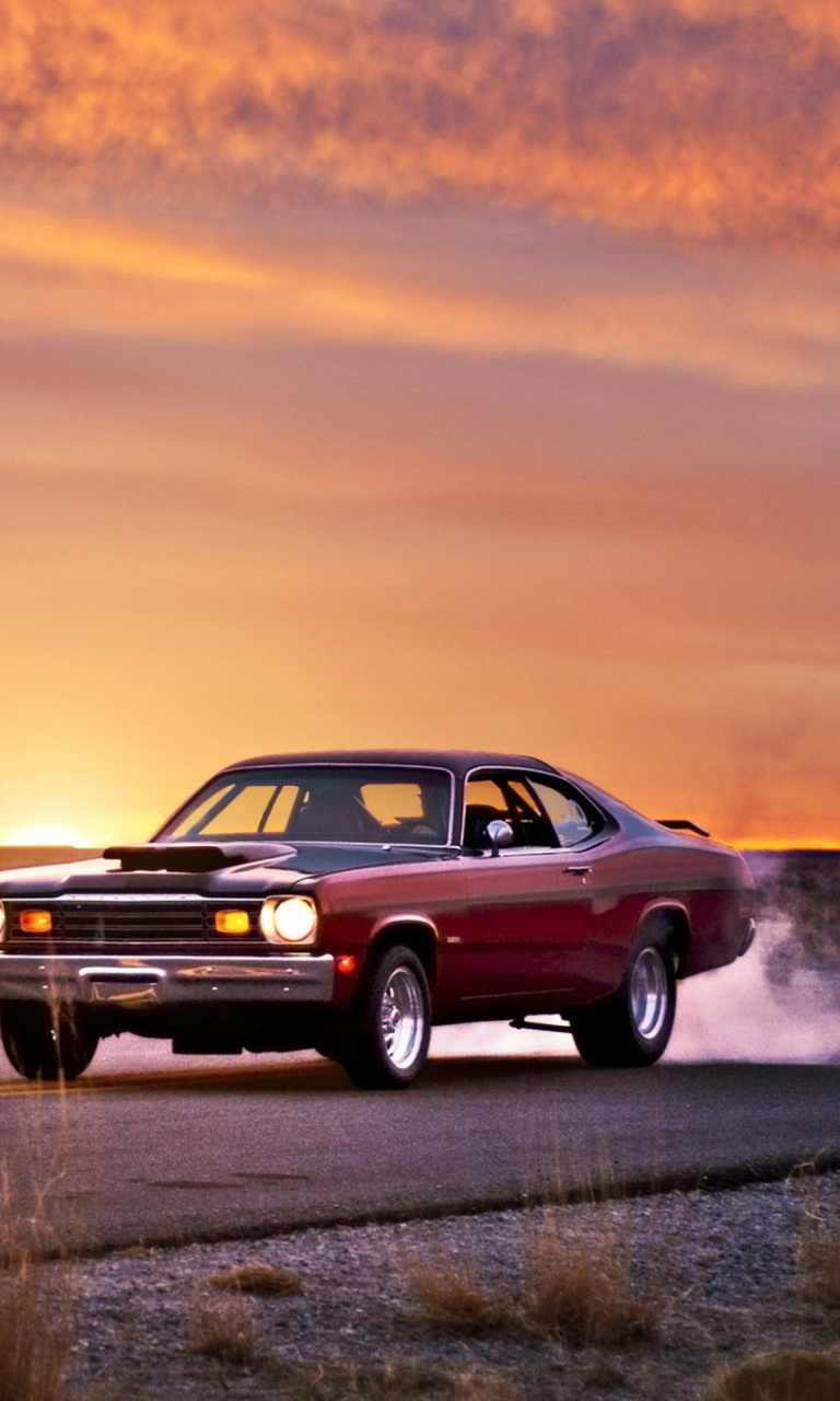 Screenshot №1 pro téma Plymouth Duster 768x1280