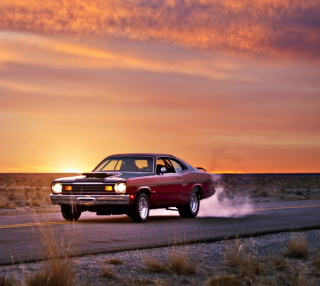 Plymouth Duster sfondi gratuiti per iPad mini