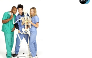 TV Show Scrubs Background for Android, iPhone and iPad