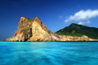 Deep Blue Sea In Thailand Picture for Android, iPhone and iPad