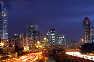 Tel Aviv Wallpaper for Android, iPhone and iPad
