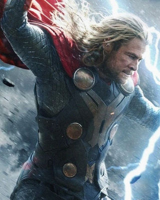 Thor 2 The Dark World Movie papel de parede para celular para 640x960