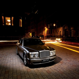 Картинка Night Bentley для телефона и на рабочий стол 128x128