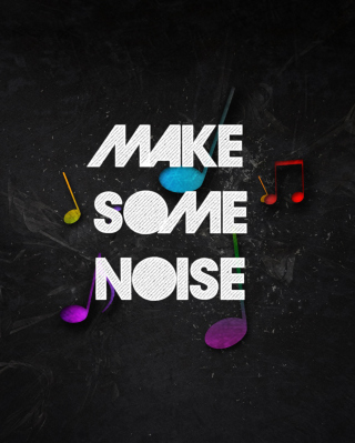 Free Make Some Noise Picture for 128x160