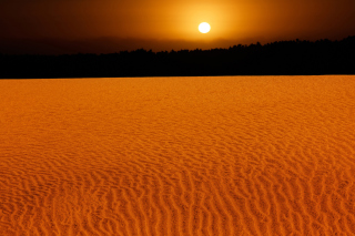 Sand Dunes Picture for Android, iPhone and iPad