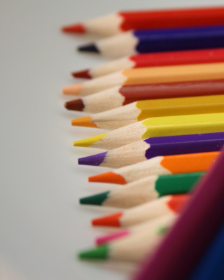 Free Colored Pencil Sets Picture for Nokia C5-06