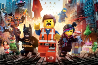 The Lego Movie 2014 - Obrázkek zdarma pro Widescreen Desktop PC 1600x900