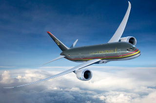 Royal Jordanian Airlines Background for Android, iPhone and iPad