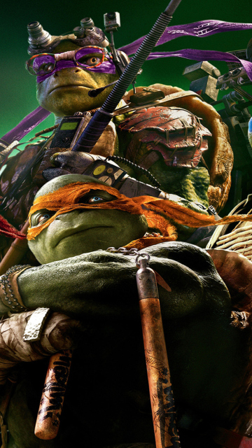 Tmnt 2014 for Nokia N8