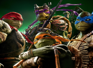 Tmnt 2014 Background for Android, iPhone and iPad