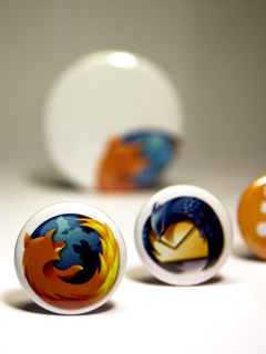Screenshot №1 pro téma Firefox Browser Icons 240x320