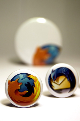 Screenshot №1 pro téma Firefox Browser Icons 320x480