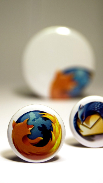 Screenshot №1 pro téma Firefox Browser Icons 360x640