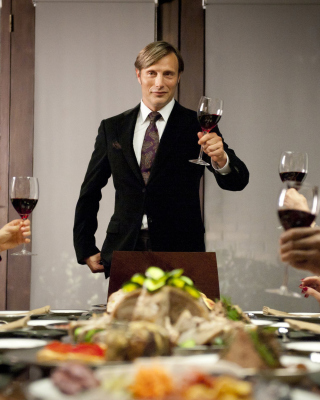 Hannibal Television Series Background for Nokia Lumia 1020