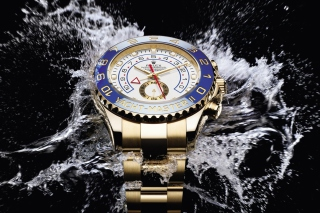 Free Rolex Yacht-Master Watches Picture for Android, iPhone and iPad