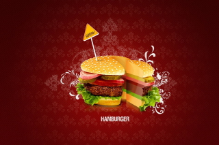 Hamburger Picture for Android, iPhone and iPad