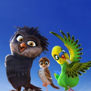 Обои Angry Birds the Movie на телефон iPad mini 2