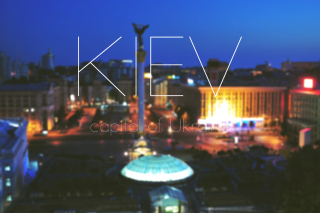 Kiev Background for Android, iPhone and iPad