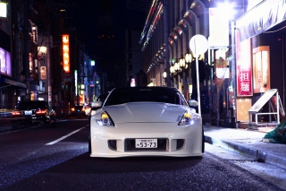 Nissan 370Z Performance Parts Wallpaper for Android, iPhone and iPad