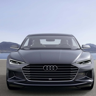 Audi A8 Background for iPad mini