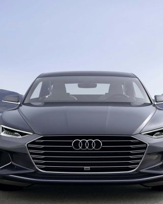 Audi A8 Picture for iPhone 4S