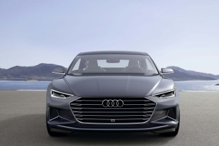 Audi A8 Picture for Android, iPhone and iPad