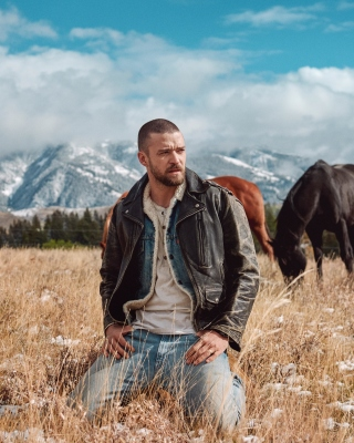 Free Justin Timberlake Picture for 176x220