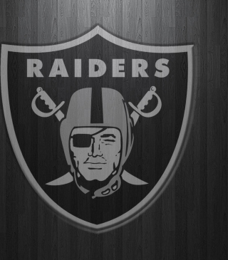 Free Oakland Raiders Picture for 640x1136