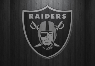 Oakland Raiders Background for Android, iPhone and iPad