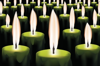 Green Candles sfondi gratuiti per cellulari Android, iPhone, iPad e desktop