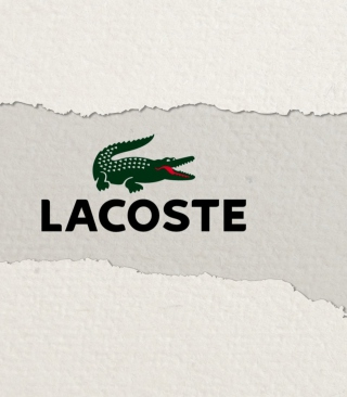 Lacoste Logo Picture for iPhone 5C