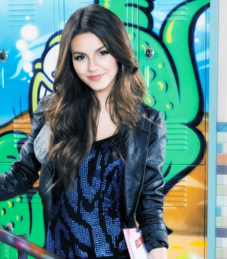 Victoria Justice Wallpaper for Nokia C1-00