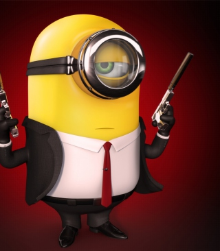 Despicable Me Background for Nokia C1-01