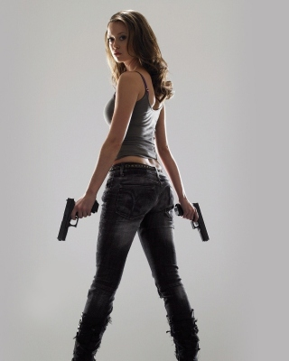 Terminator The Sarah Connor Chronicles Wallpaper for 240x320