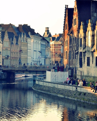 Free Ghent, Belgium Picture for 640x1136