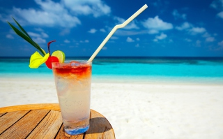 Free Summer Cocktail Picture for Android, iPhone and iPad