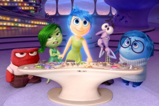 Inside Out, Riley Anderson papel de parede para celular