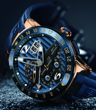 Ulysse Nardin - Luxury Watch Picture for iPhone 6 Plus