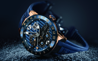 Free Ulysse Nardin - Luxury Watch Picture for Android, iPhone and iPad
