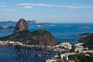 Free Rio De Janeiro Sugar Loaf Picture for Android, iPhone and iPad