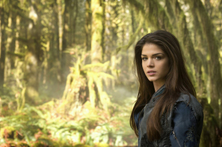 The 100, Marie Avgeropoulos Wallpaper for Android, iPhone and iPad