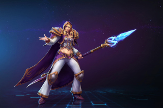 Heroes of the Storm papel de parede para celular