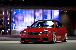 BMW M3 E92 Background for Android, iPhone and iPad