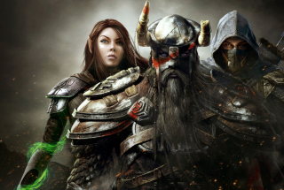 The Elder Scrolls Online sfondi gratuiti per cellulari Android, iPhone, iPad e desktop
