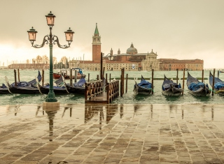 Venice - San Giorgio Maggiore Background for Android, iPhone and iPad