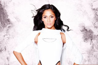 Nicole Scherzinger Wallpaper for Android 1440x1280