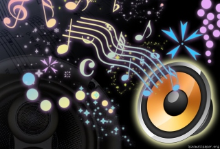 Audio Art Wallpaper for Android, iPhone and iPad
